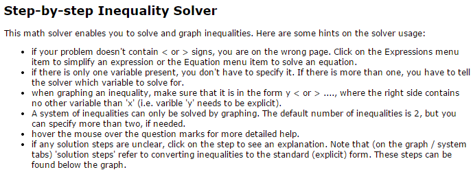 math worksheet : free math worksheets graphing linear equations : Inequality Math Worksheets